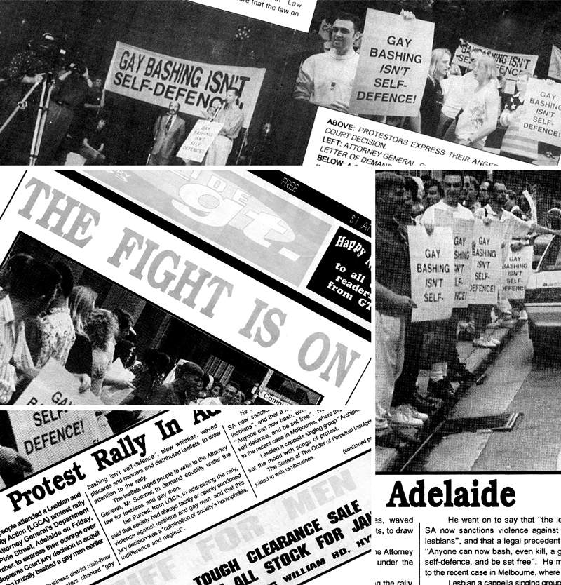 Out of Sight: The untold story of Adelaide's gay-hate murders |