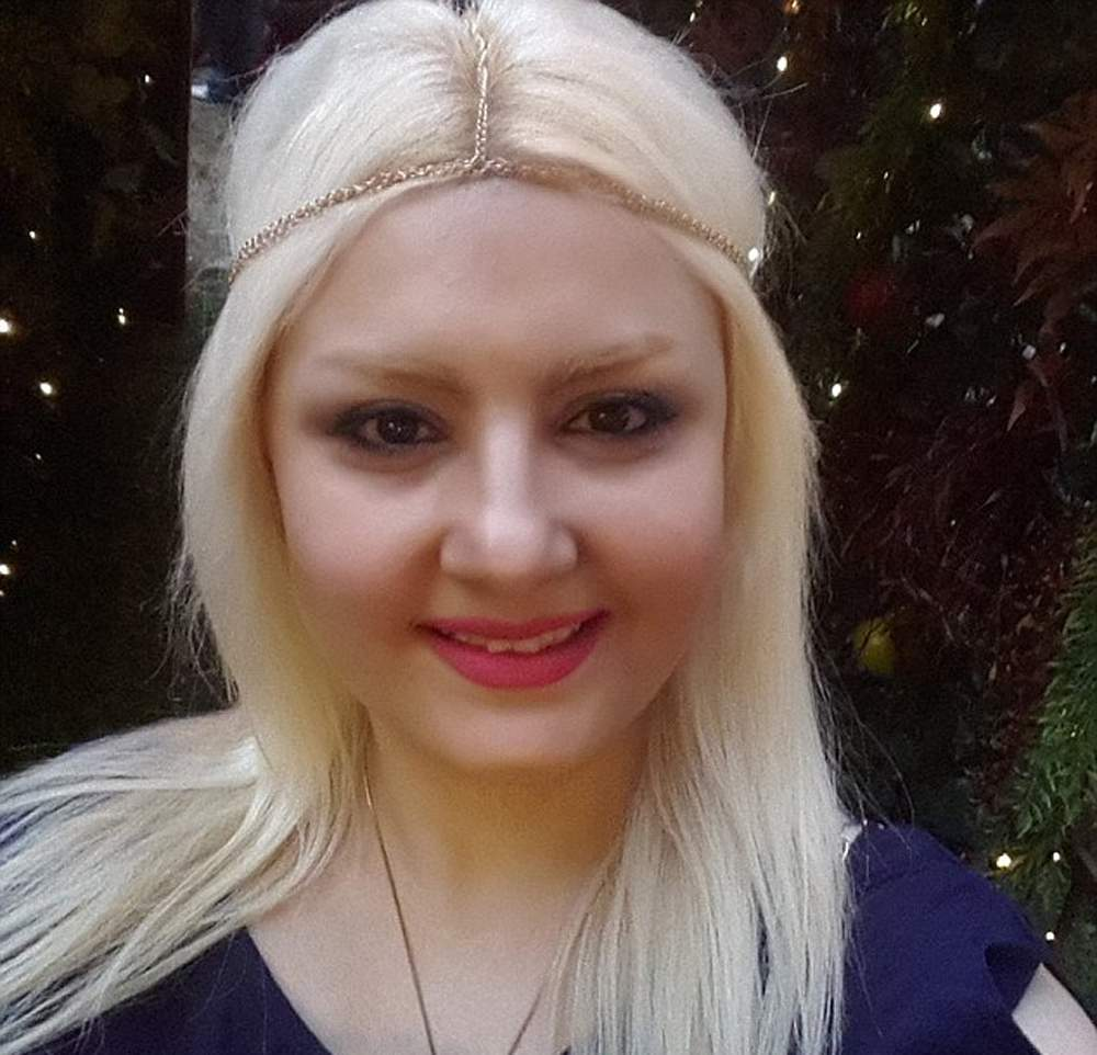 Stabbed to death in her apartment: Nasrin Abek. (Photo: Facebook)