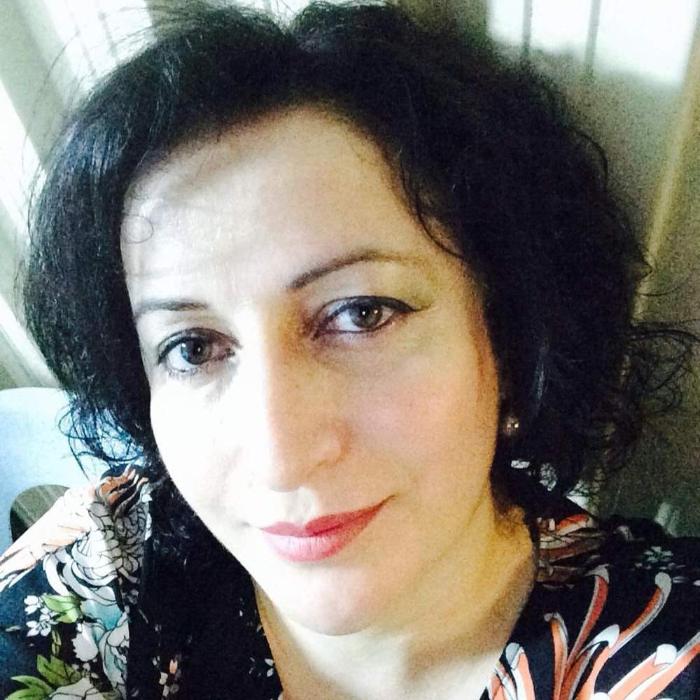 Salwa Haydar: stabbed to death after leaving her husband. (Photo: Facebook)