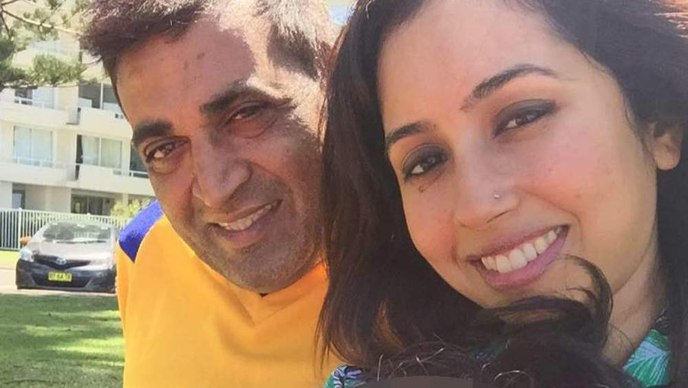 Dave Pillay and Tasmin Bahar: police treated their deaths as a murder\/suicide. (Photo: Facebook)