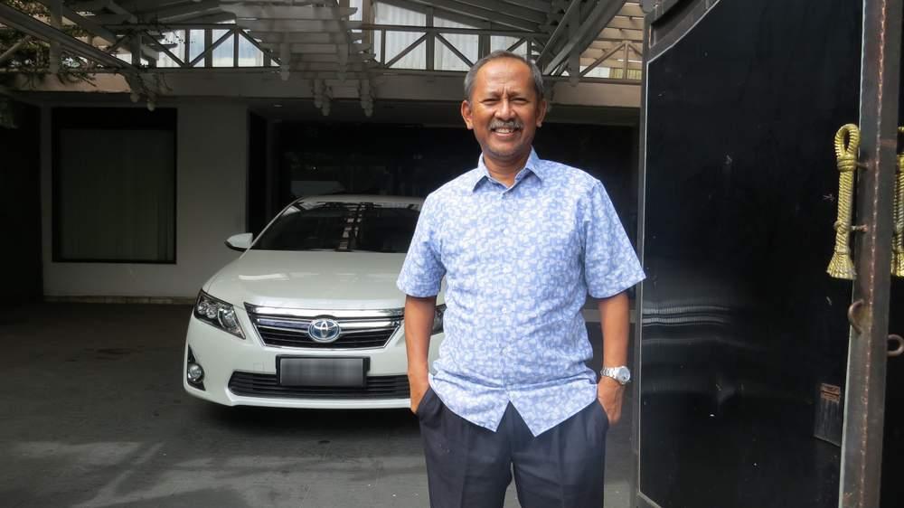 Jakarta lawyer Wirawan Adnan. (Photo: Deborah Cassrels)