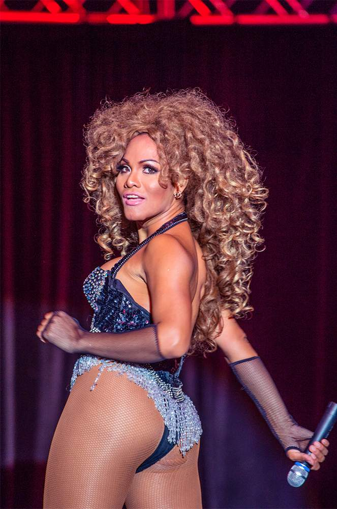 'Beyonce', also known as Kyrha.