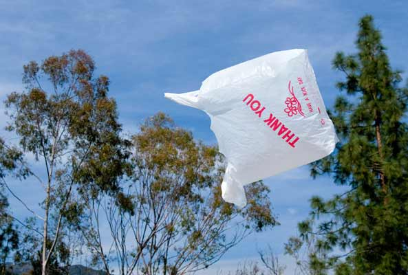 There Could Be An Easy Way To Convert Plastic Bags Into