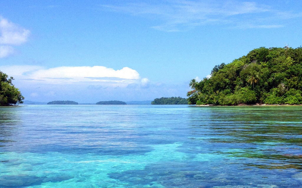 The Pacific S Best Islands And Beaches: 5 Pacific Islands Have Drowned
