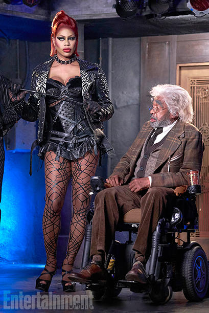 Heres The First Look At The Rocky Horror Picture Show Live Tv