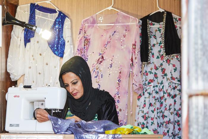 kurdish designer
