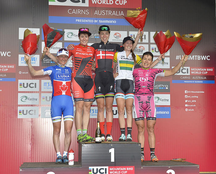 2016 Cairns MTB World Cup XCO