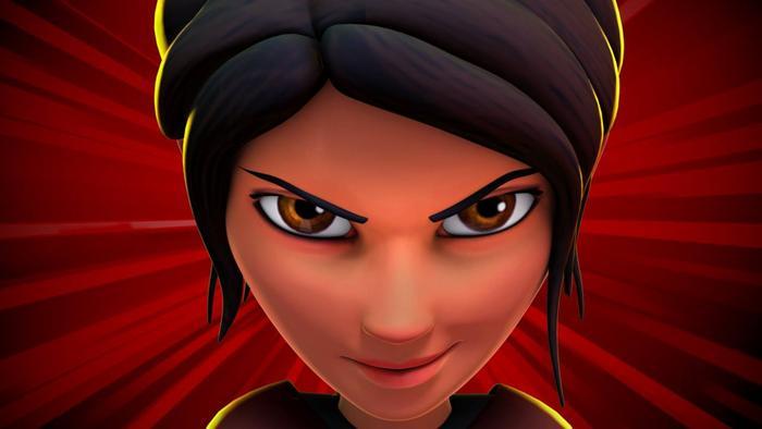The Burka Avenger / Nickelodeon