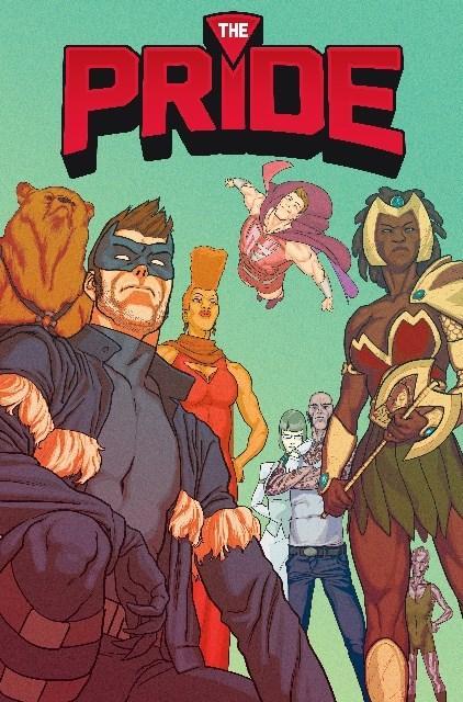 The Pride comic