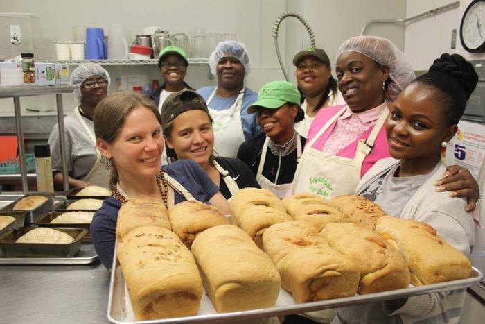 Together We Bake team
