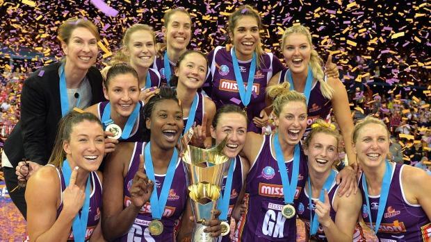 Firebirds 2015 Championship