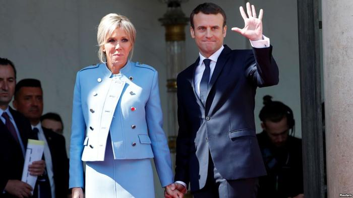 Photo french president wife naked remarkable, the