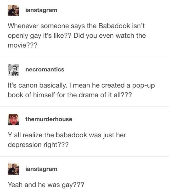 Babadiscourse