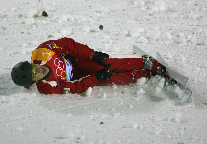 2006 Winter Olympic Games Lydia Lassila The Will to Fly