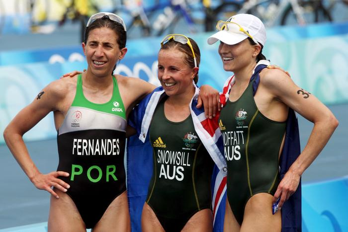 triathlon olympic history