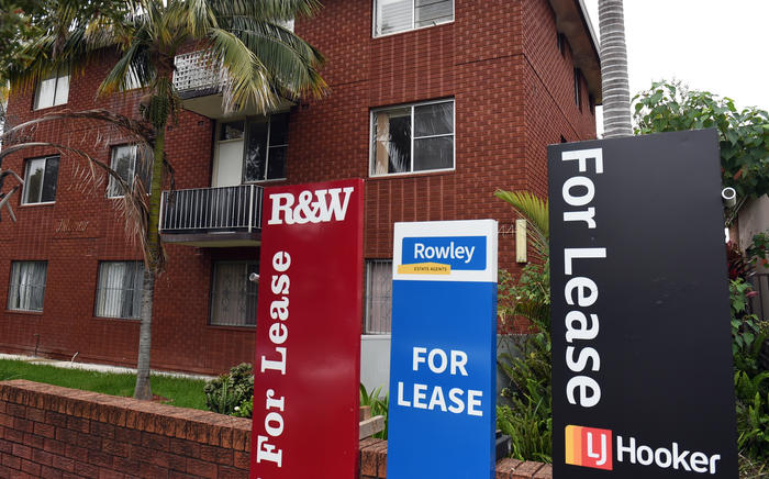For lease in Sydney