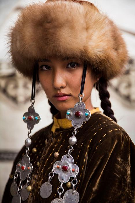 Portrait from The Atlas of Beauty by Mihaela Noroc