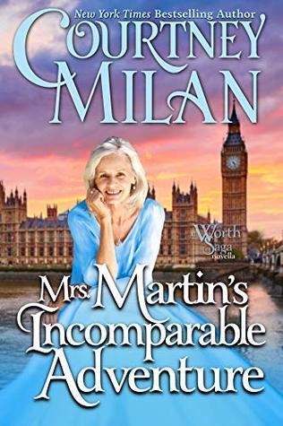Mrs Martin's Incomparable Adventure
