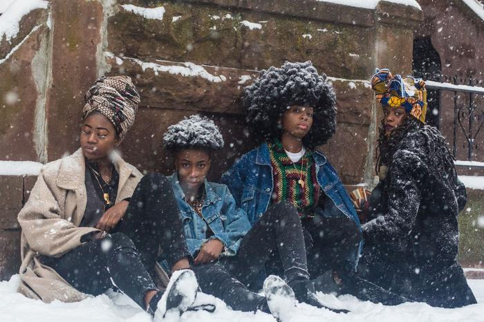4 Queer African Women (USA), Limit(less), Mikael Chukwuma Owunna.