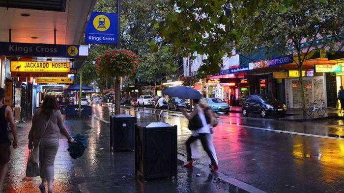 Sydney's Kings Cross