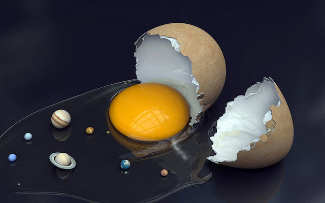 The science of eggs