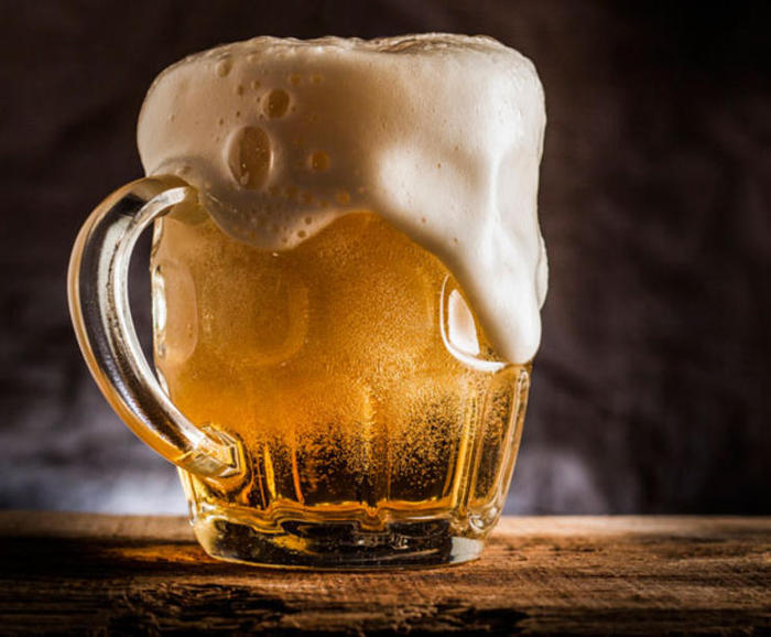 """""""While all drinking has elements of long- and short-term risk, consistent drinking can lead to dependence and other alcohol-rela"""