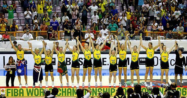 Australian Womens Team