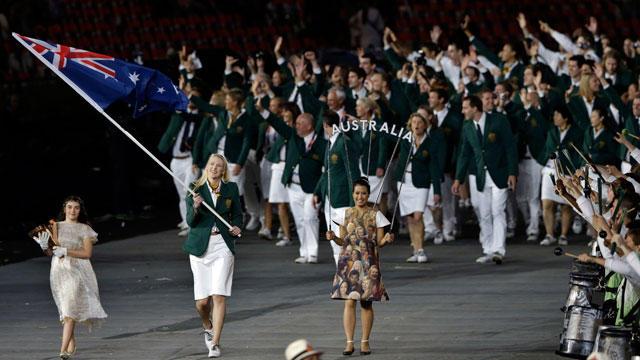 2012 London Olympic Games Lauren Jackson