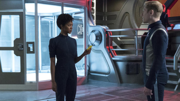 An ex-gay activist is mad there are no ex-gay characters in the new Star Trek