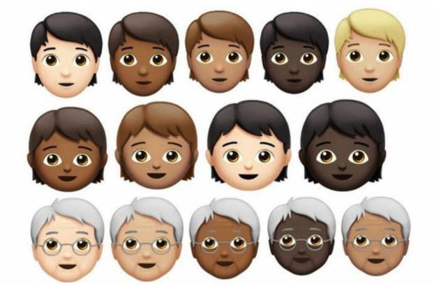 Apple is introducing gender-neutral emoji