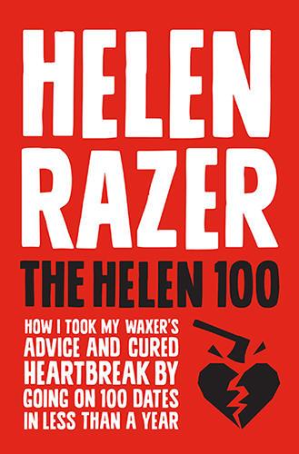 In her new book, The Helen 100 (Allen & Unwin) Helen Razer explores how serial dating can help overcome a break-up.