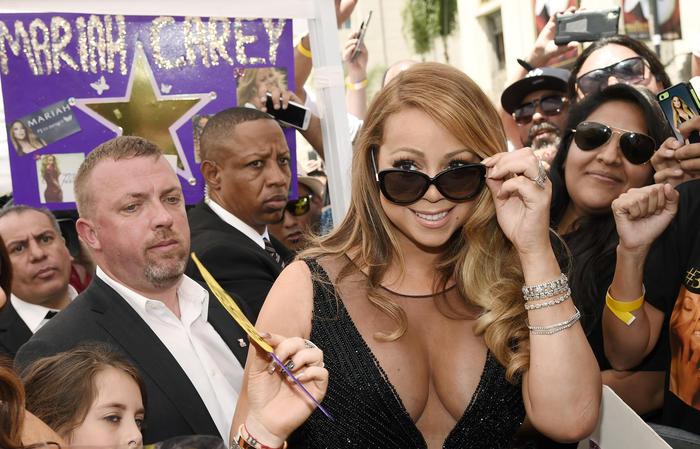 Diva envy: An ode to Mariah Carey