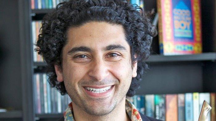 Osamah Sami is an award-winning entertainer who was born in Iran.