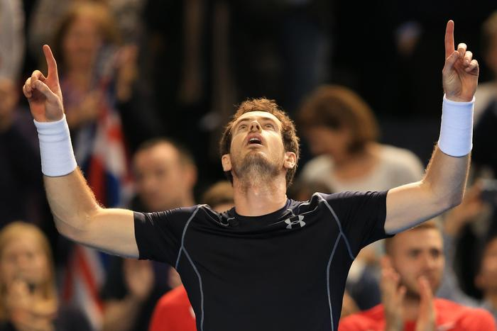 Andy Murray Djokovic comments