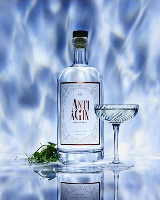 Anti-Agin is distilled with pure collagen.