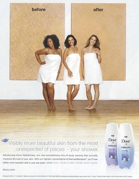 Dove ad from 2011