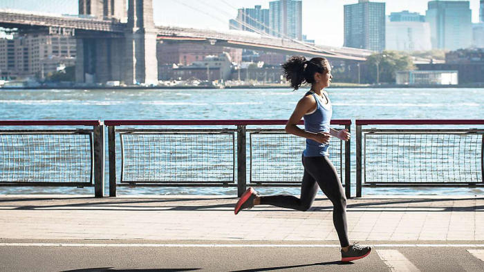 Some have suggested level of fitness is the key to stopp getting a stitch. (Getty Images)