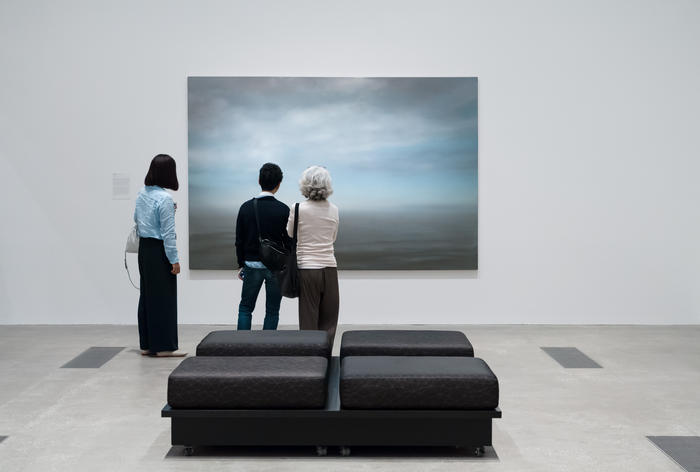 Gallery of Modern Art Gerhard Richter: The Life of Images.
