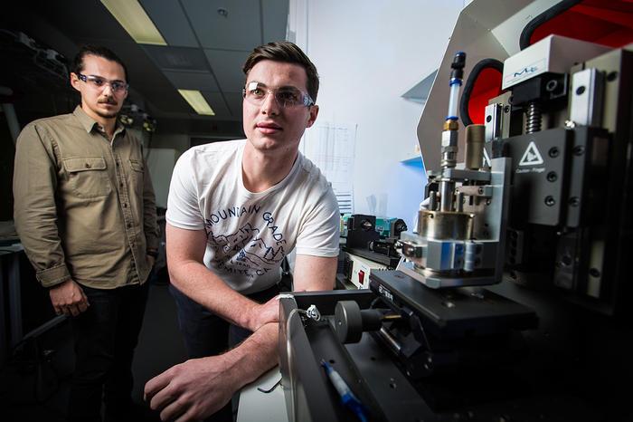 Biofabrication students