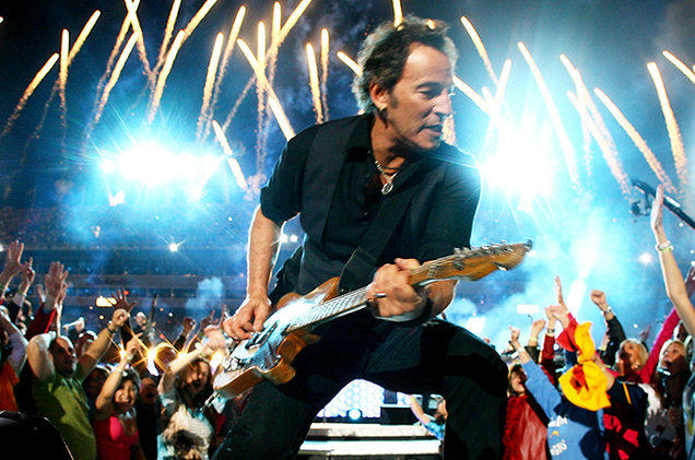 55-year-old lawyer Mitchell Roth has followed Bruce Springsteen to nearly 400 concerts around the world.
