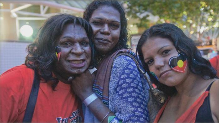 From 1986 to now: First Nations at Mardi Gras
