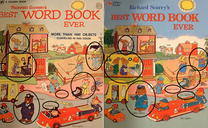 Richard Scarry new editions