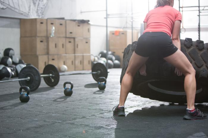 Women in CrossFit