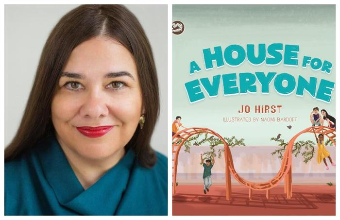Jo Hirst and 'A House For Everyone'