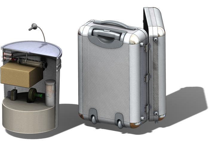 New dialysis machine prototype