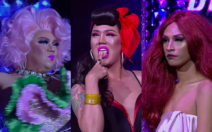 Queens on Drag Race Thailand