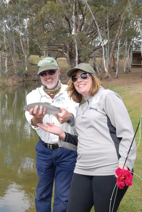 casting for recovery breast cancer survivors fly fishing