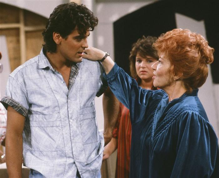 george clooney facts of life