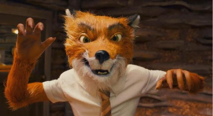 clooney fantastic fox