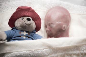 Baby Finnley was stillborn at 21 weeks.